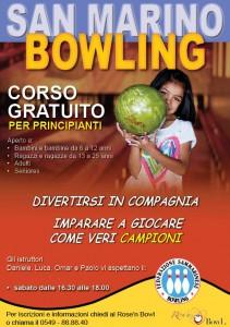Corso Principianti Bowling