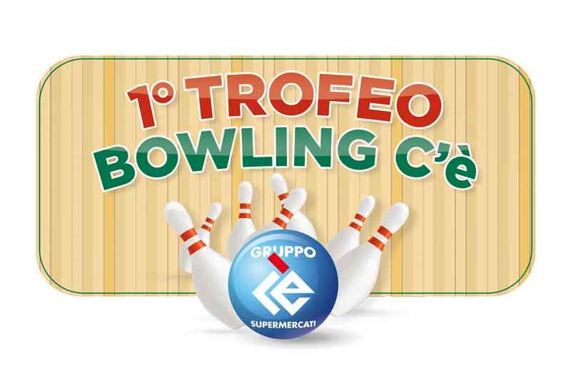 Trofeo bowling c'è